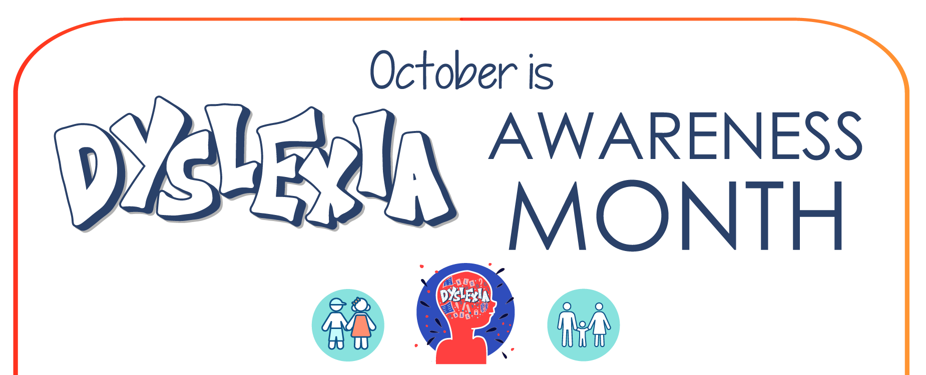 October is Dyslexia Awareness Month. Magnolia ISD hosts Dyslexia Night for Elementary families.