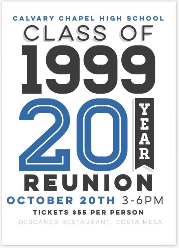 Class of 1999 20th Reunion Featured Photo