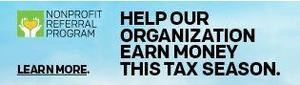 Help your school earn money by doing your taxes with H&R BLock