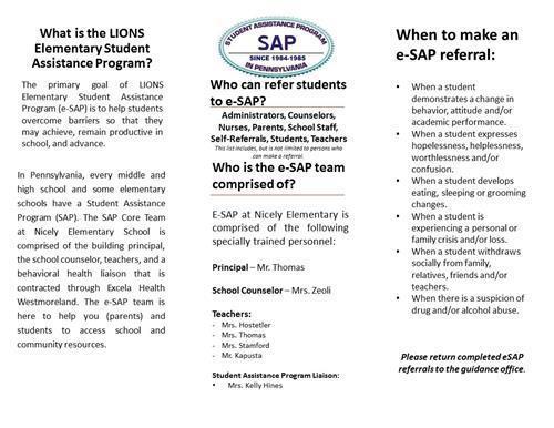 eSAP Agenda 02