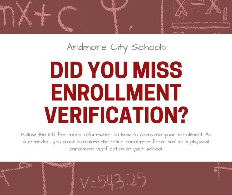 Enrollment Information Featured Photo