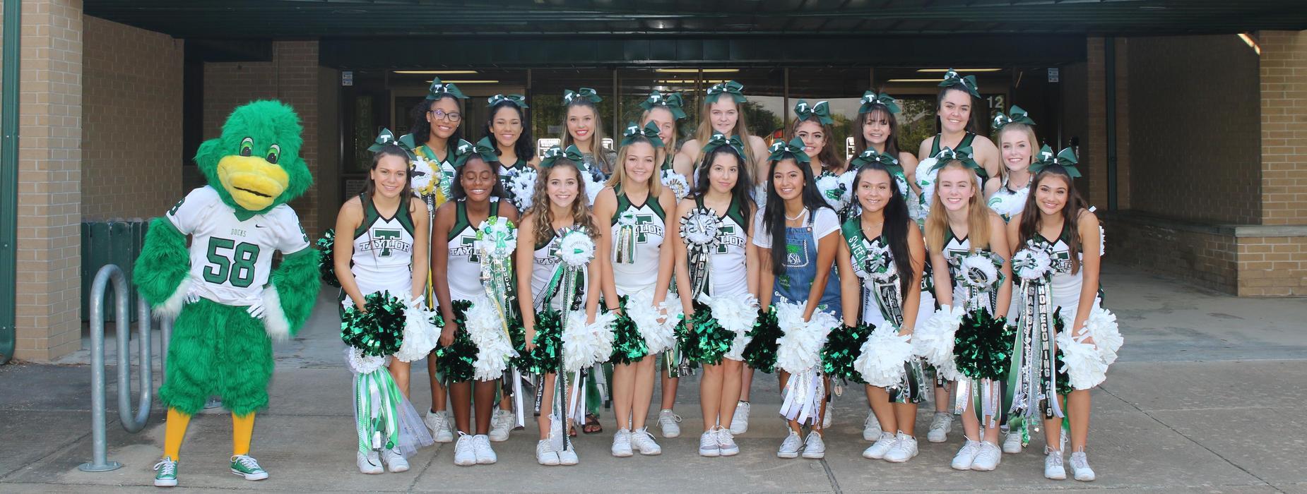 Cheerleader Group