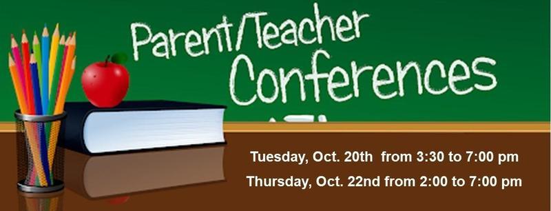 Jr./Sr. High Parent/Teacher Conference Sign Ups Featured Photo