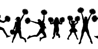 picture of cheerleaders