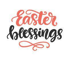 Easter Blessing from Mr. Hansen Featured Photo