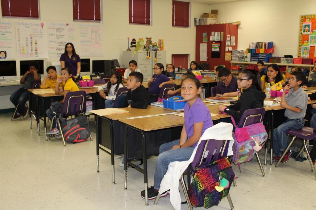 Texas Public Schools Week