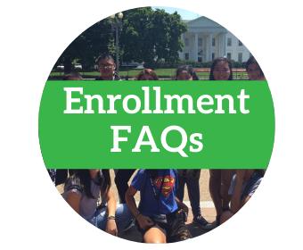 Enrollment FAQs
