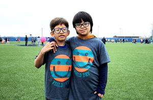 Terra Vista Middle School students take part in adaptive field day
