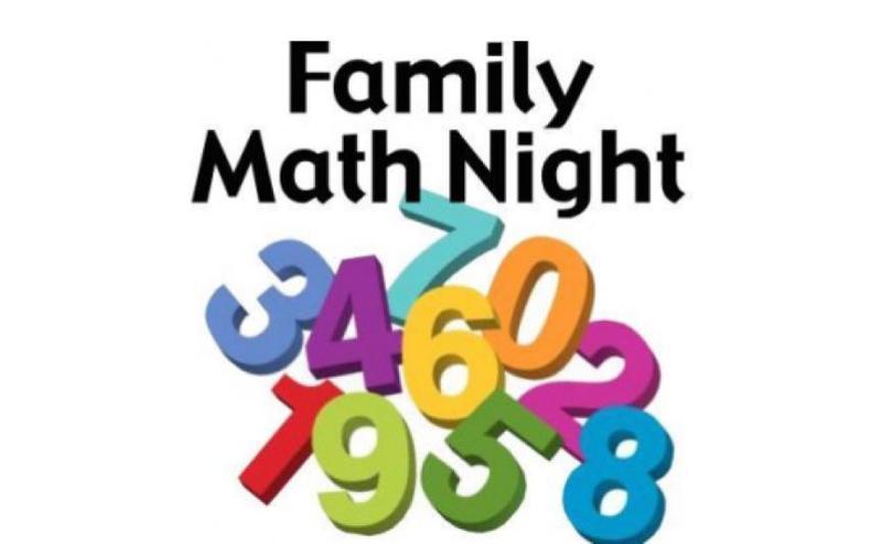 Family Math Night Thumbnail Image