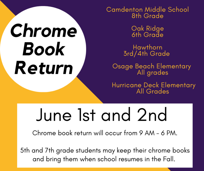 Returning Chromebooks Featured Photo