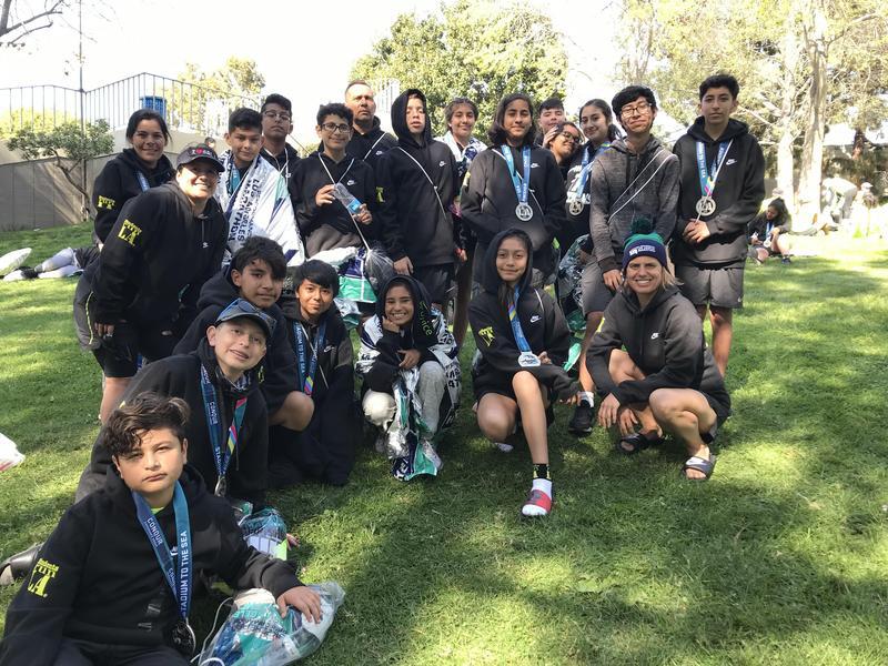 LNMS Conquers the LA Marathon Featured Photo