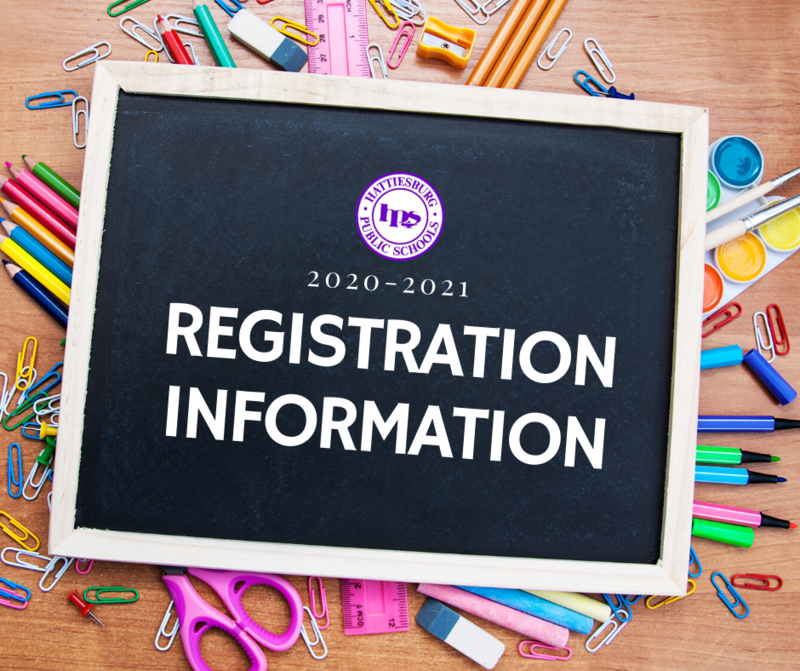 2020-2021 HPSD Student Registration Featured Photo