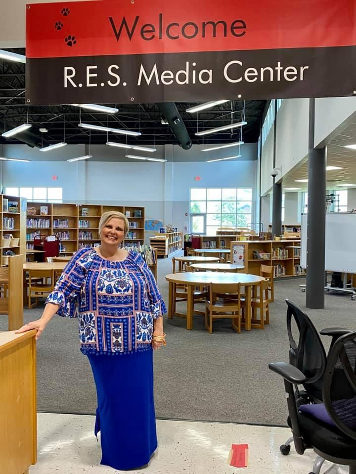 Cyndi Duke, Library Media Specialist