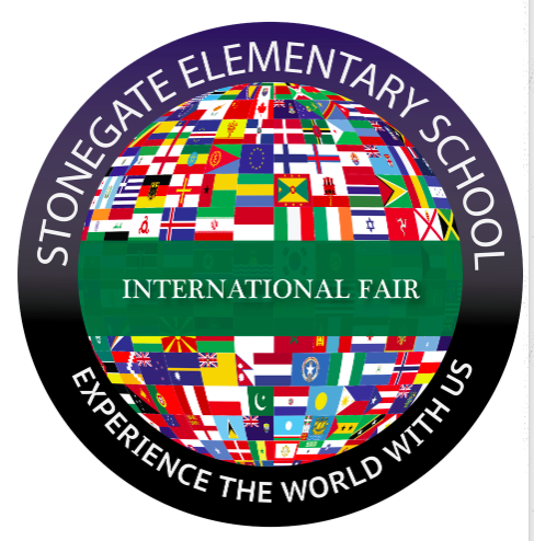 Logo for International Fair