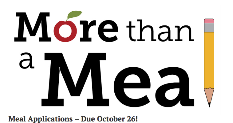 More than A Meal Application due today!!!! Thumbnail Image