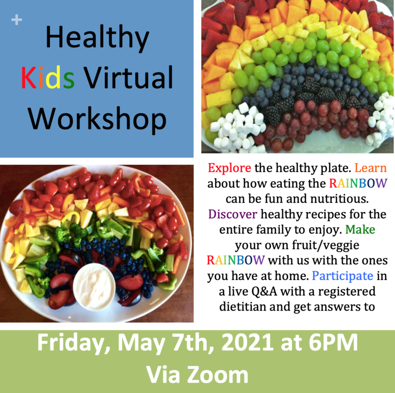 Healthy Kids Workshop Featured Photo