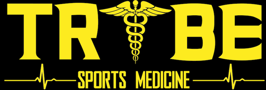 ATHLETIC TRAINER LOGO