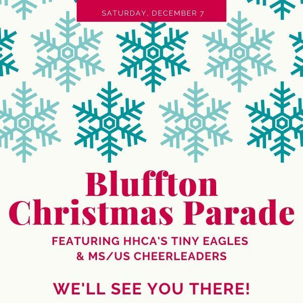 Bluffton Christmas Parade