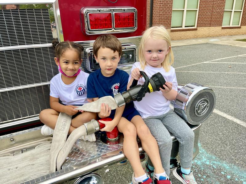 Fire Prevention at SHCS Featured Photo