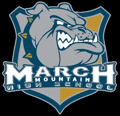 March Mountain High School Logo