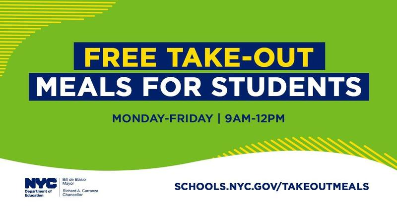 Free Takeout Meals