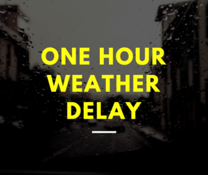 TSD Knoxville Opening One-hour Late 12/11/19
