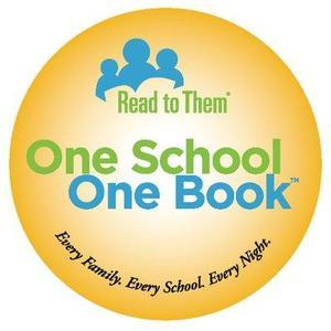 one school one book circle logo
