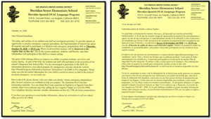 Earthquake Drill Notification 10-14-2020.PNG