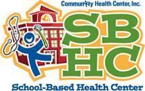 School Based Health Center logo