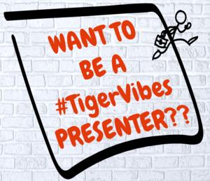 Tiger Vibe Presenter