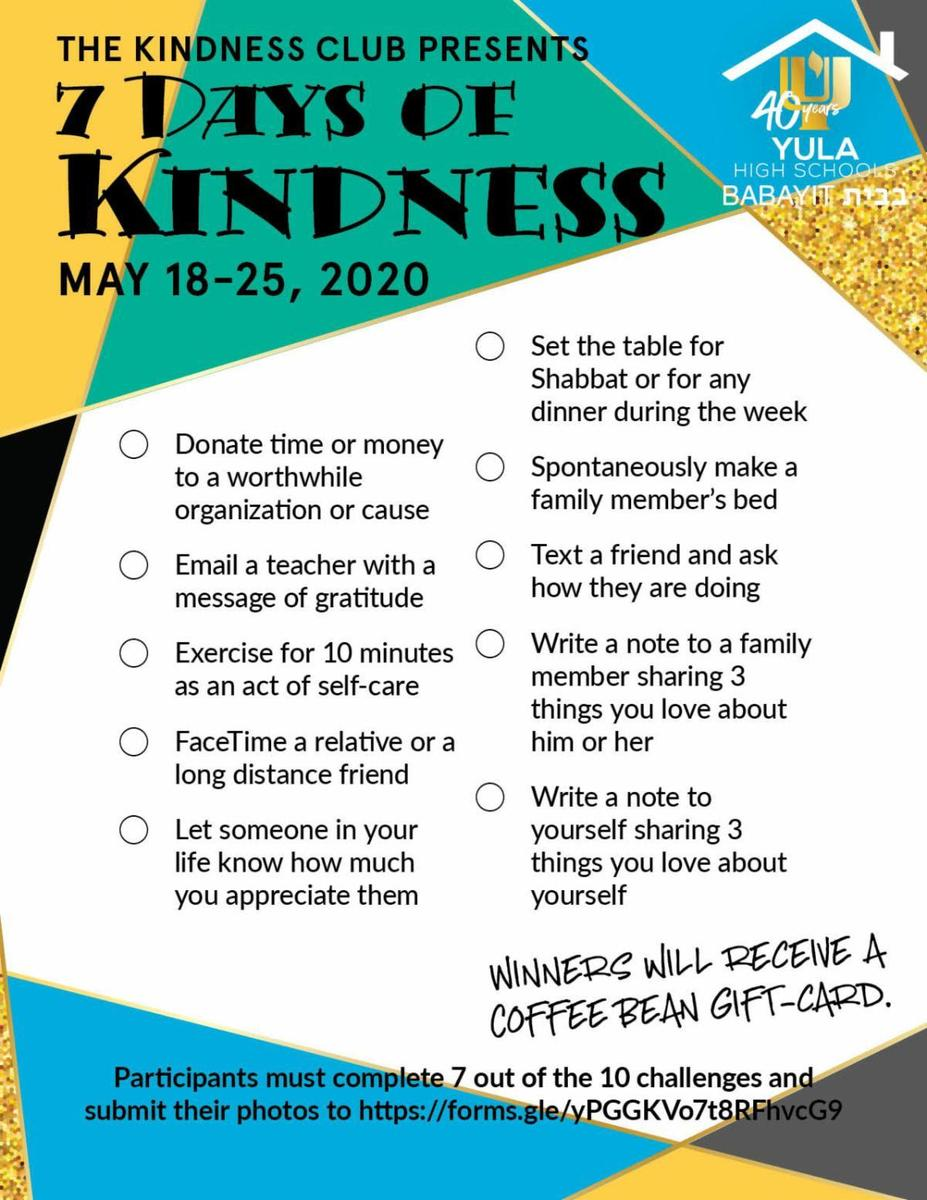 Kindness May