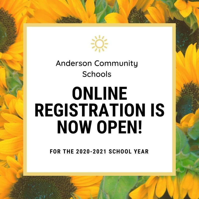 Registration for the 2020-2021 School Year is Now OPEN Thumbnail Image