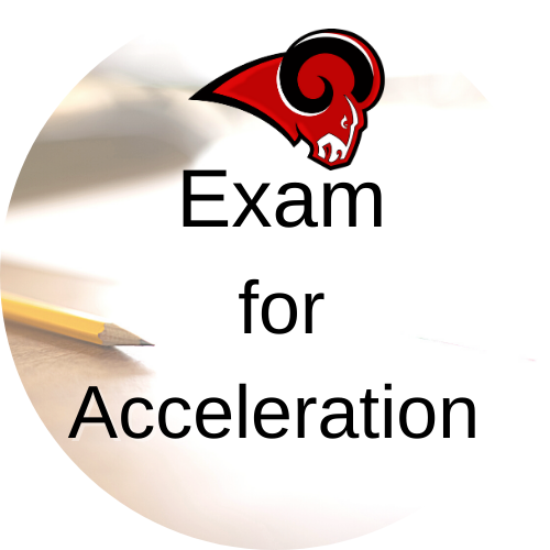 EXAM FOR ACCELERATION Featured Photo