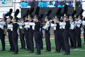 Memorial high band