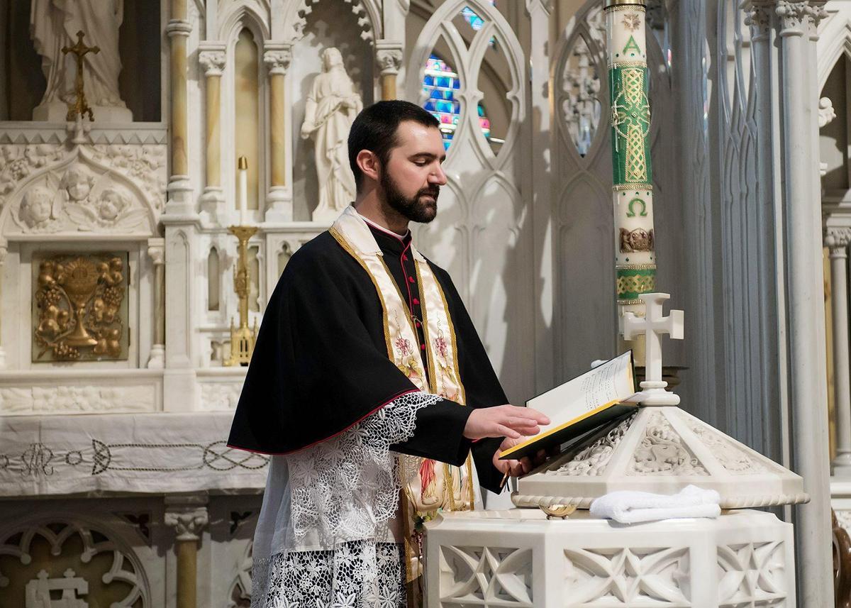 Fr Scott Thomas