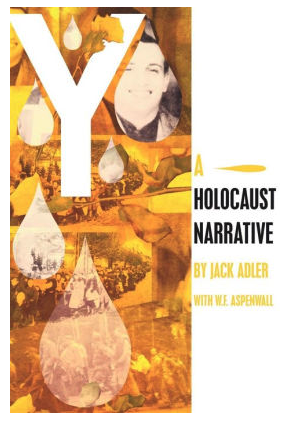 Y: Holocaust Narrative Book Cover
