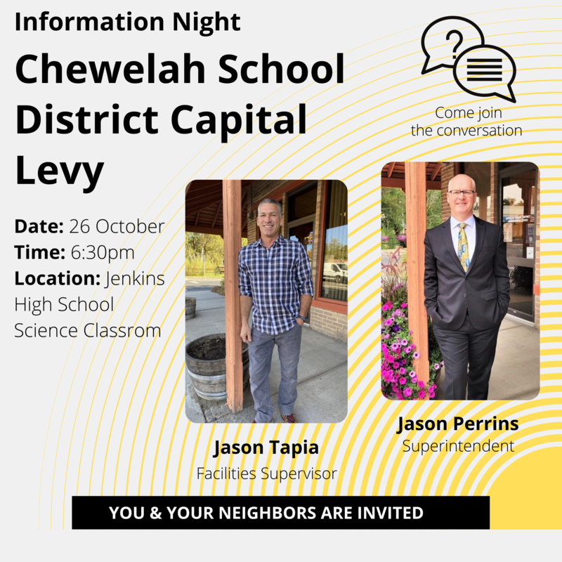 Information Night Jenkins