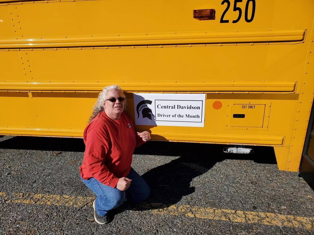 Picture of Bus Driver Wendy Woods