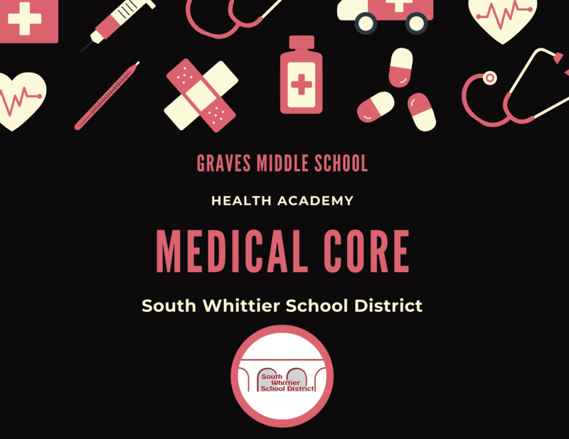Medical Core Elective Comes to Graves Middle School Featured Photo