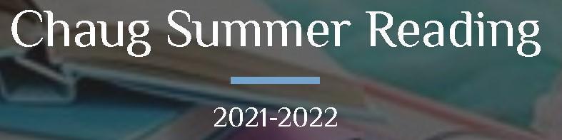 MRHS Summer  Reading 2021-2022 Featured Photo