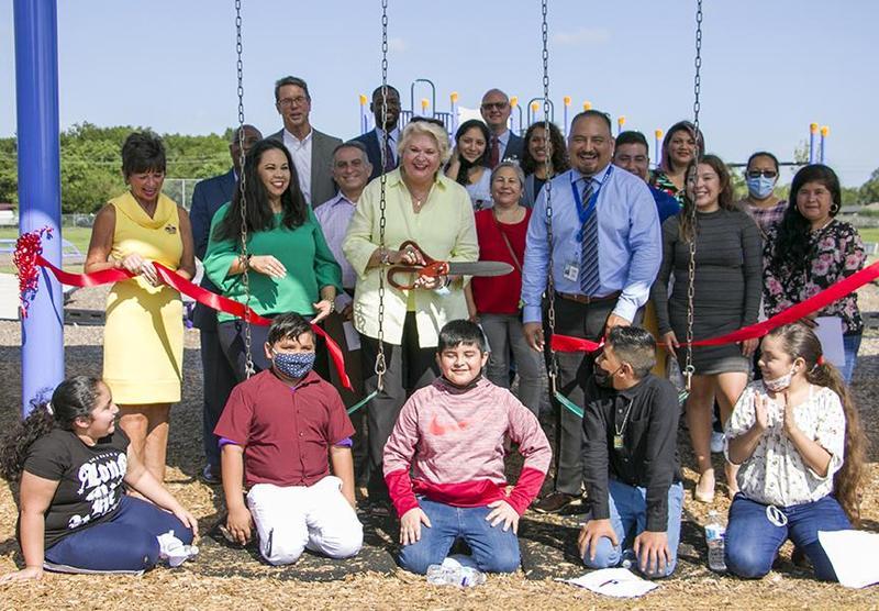 Spark Park Dedication at Royalwood Elementary Featured Photo