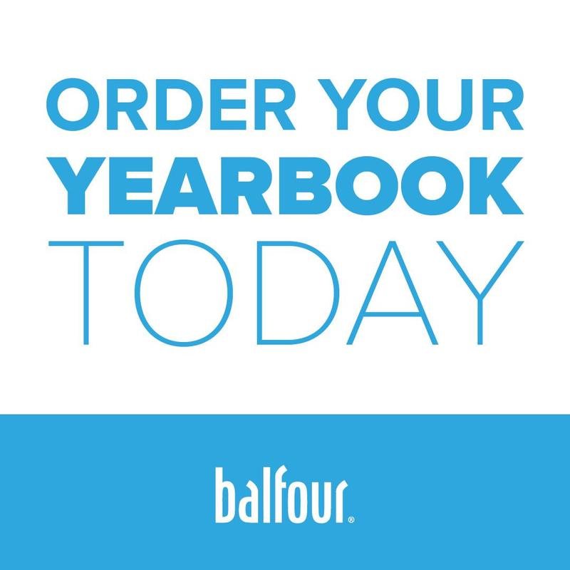 Balfour Yearbook Flyer