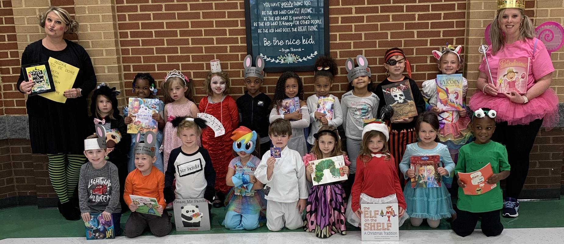book parade