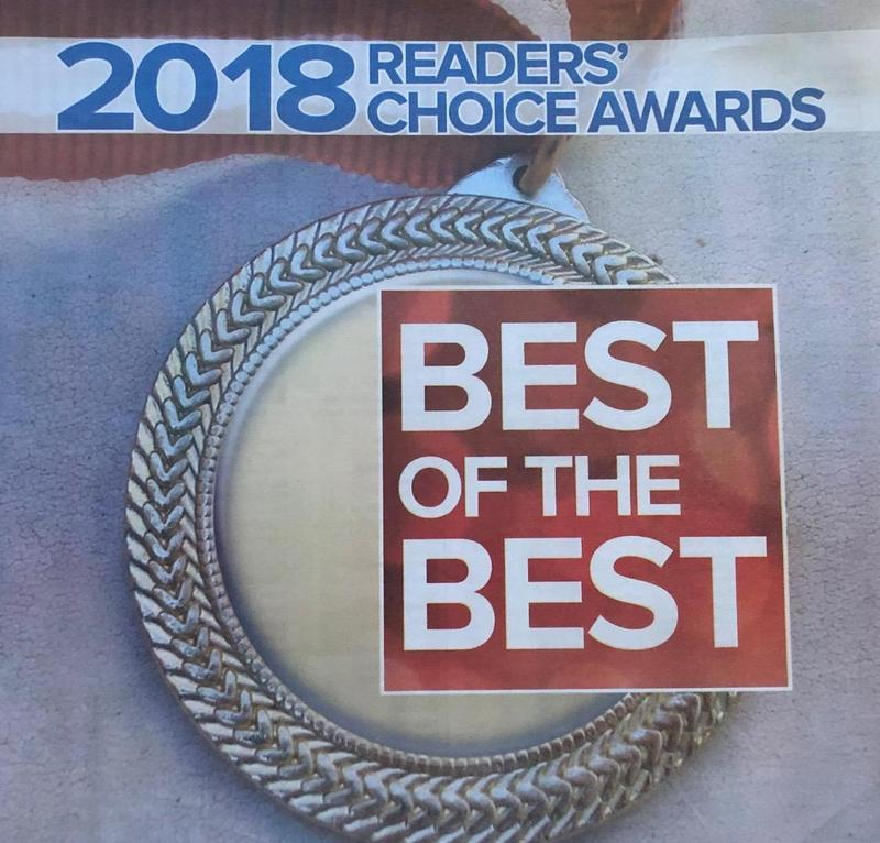 VCS Voted Readers' Choice Best of the Best Thumbnail Image