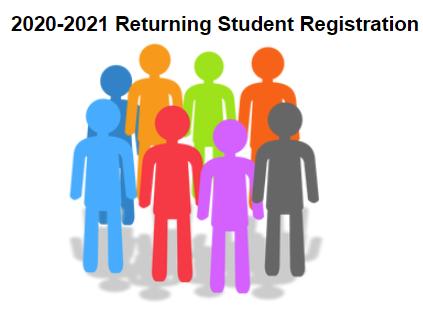 Returning Student Registration Spanish