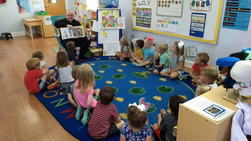 Largest Enrollment in History for IHM Preschool Thumbnail Image