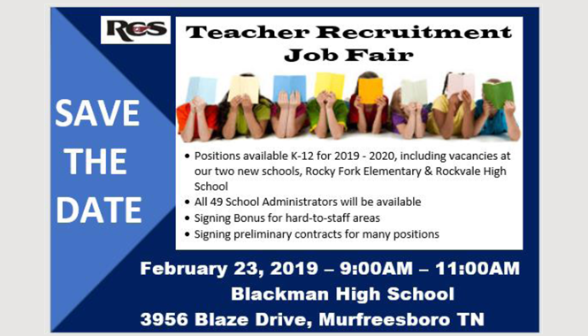 Available Jobs Human Resources Rutherford County Schools