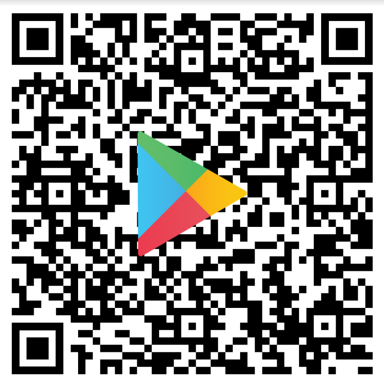 QR Code to download StudentSquare app Google Play