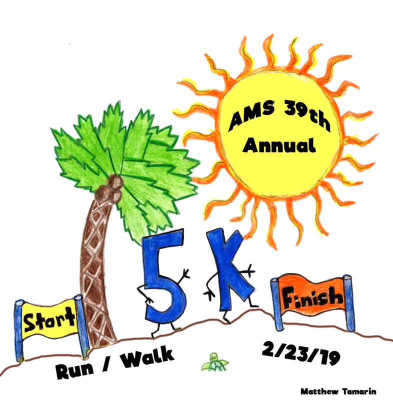 39th Annual AMS 5K Run/Walk Featured Photo