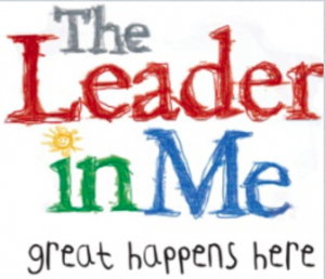 The Leader in Me: Great Happens Here crayon art